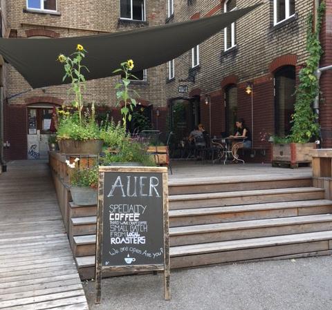 Auer & Co // Impact Hub